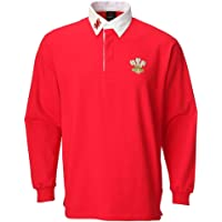 Wales Welsh Junior Traditional Rugby - Camiseta
