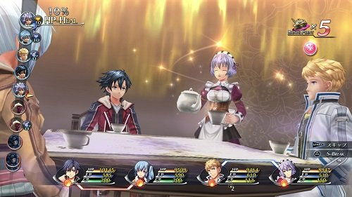 The Legend of Heroes: Trails of Cold Steel II - PlayStation Vita by Xseed (Image #7)