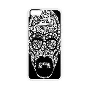 Unique Design -ZE-MIN PHONE CASE For Apple Iphone 6 Plus 5.5 inch screen Cases -TV Show Breaking Bad Pattern 20