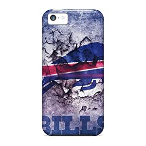 New Fashionable AlisaDepartment HyQoC14035QzZnV Cover Case Specially Made For Iphone 5c(buffalo Bills)