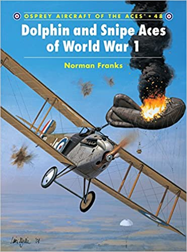Book Dolphin and Snipe Aces of World War 1 (Aircraft of the Aces)