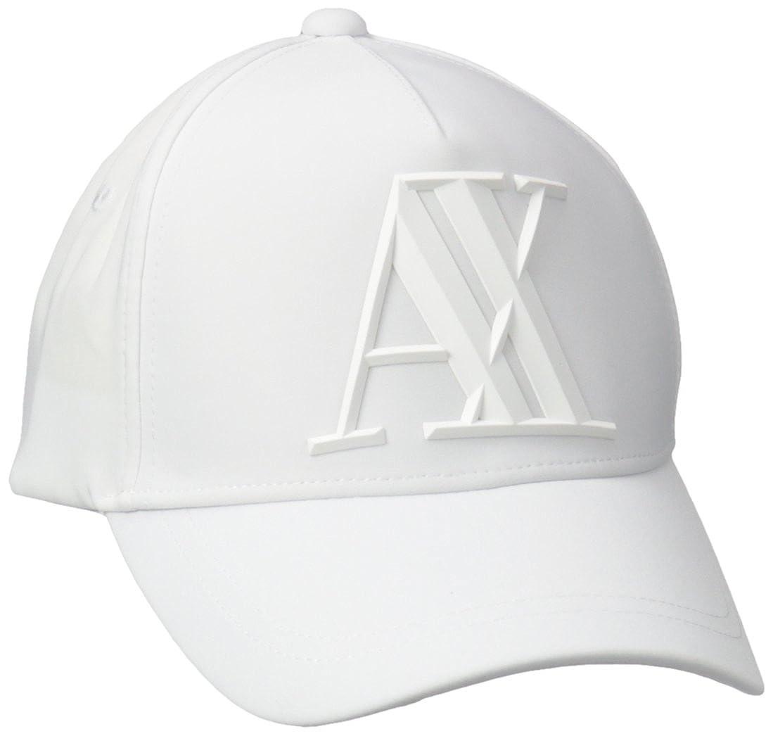 A|X Armani Exchange Hombres A|x Sombrero con Logotipo Gorra de ...