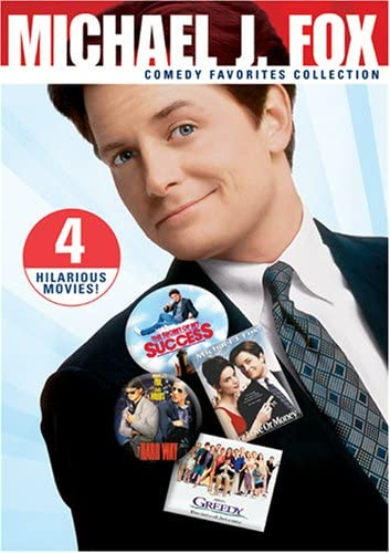 Michael J. Fox Comedy Favorites Collection