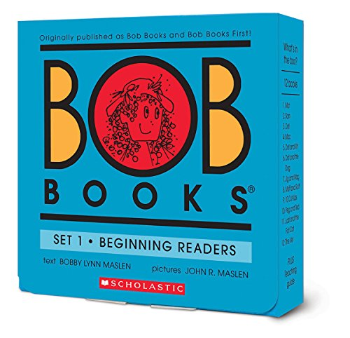 - Bob Books, Set 1: Beginning Readers