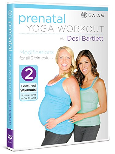 Prenatal Yoga Workout Desi Bartlett