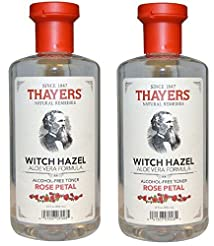 Thayers Rose Petal Witch Hazel with Aloe...