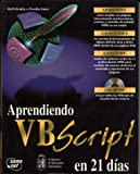 img - for Aprendiendo VBScript en 21 dias book / textbook / text book