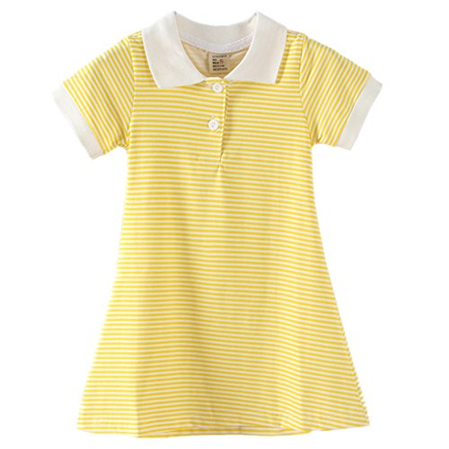 5t yellow dress - 1