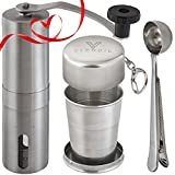 Coffee Grinder Manual with a...