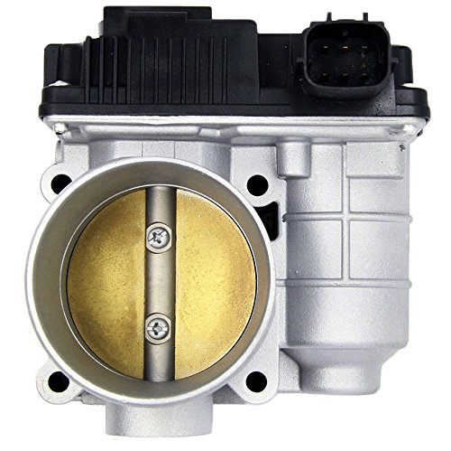 Fuel Injection Throttle Body for 2002-2006 Nissan Altima Sentra 2.5L 4 - Fuel 4 Injection Cyl