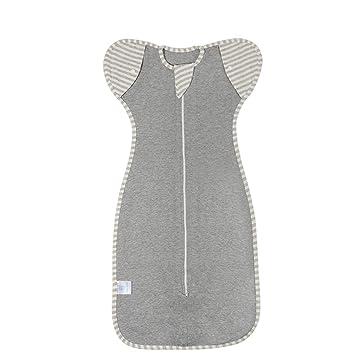 Amazon.com: Juzanl - Saco de dormir para bebé con manoplas y ...