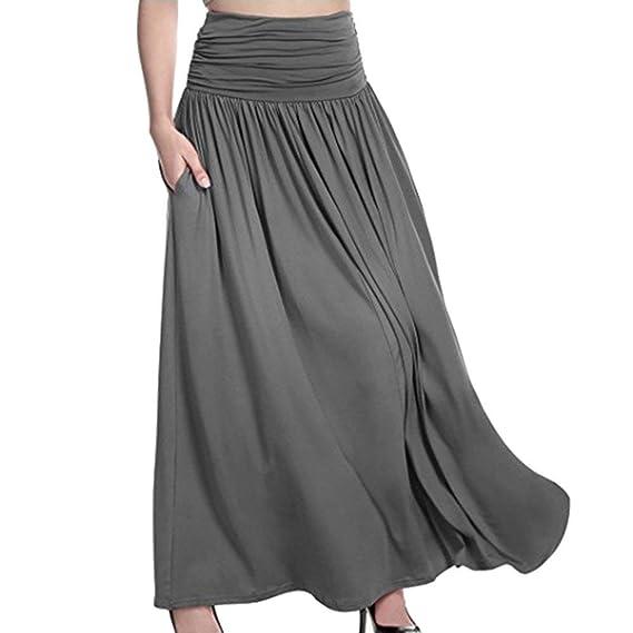 Faldas Damas Casual Verano Moda De Falda De Verano Señoras ...