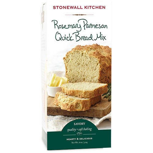 Stonewall Kitchen Rosemary Parmesan Quick Brd Mx