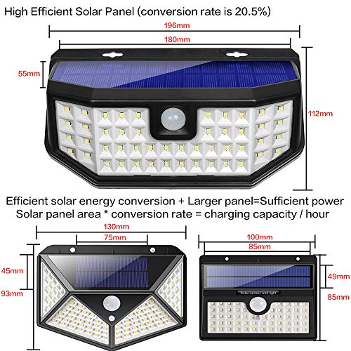 Buy outdoor led motion sensor light solar