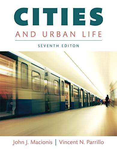 Cities and Urban Life (7th Edition)