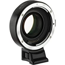 Vello Canon EF Lens to Sony E-Mount Camera Accelerator AF Lens Adapter