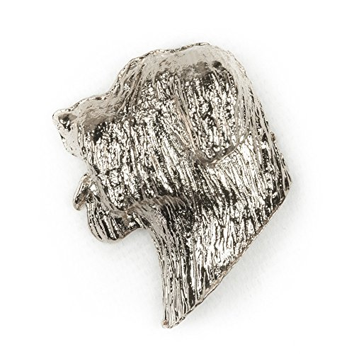 - BRIARD Made in U.K Artistic Style Dog Clutch Lapel Pin Collection