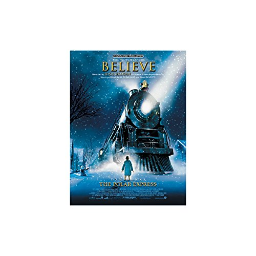 Alfred Believe (from The Polar Express) Piano/Vocal/Chords Sheet]()