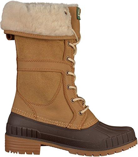 Women's Apple Kamik SiennaF Waterproof Winter Boot Cinnamon dFFCHwP