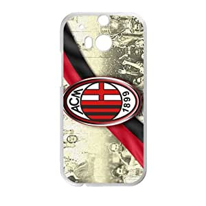 HDSAO ac milan Phone Case for HTC One M8