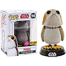 Funko Pop! Star Wars Porg Flocked Exclusive