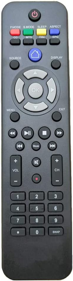 MAO YEYE New Remote Control Suitable for mastertech LCD TV Controller