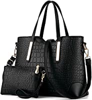 TcIFE Purses Satchel Handbags for Women Shoulder Tote Bags Wallets