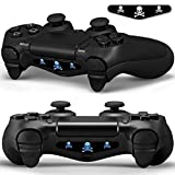 Lowpricenice(TM)Game Controller Light Bar Lightbar Decal Sticker For PS4 Playstation 4 (A)
