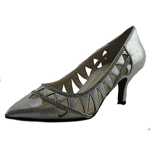Toe Point Dress Heels Embellished Womens Fabulous Eggshell Caparros Slinky wqH7a4IxAO