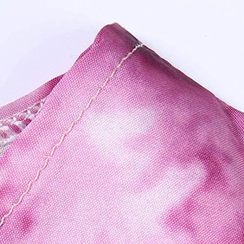 V Elgante Haut Et Cou Tops Dcontract Large Nou Femme Vintage Rouge 4 Basic 3 Fashion Shirts Manches Blouse Imprim Tunique avec Vetement qw8Xg5