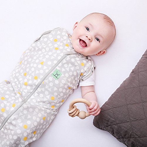 ErgoPouch Cocoon Winter Swaddle Sleep Bag 2.5 Tog Triangle Pops 0-3 months New