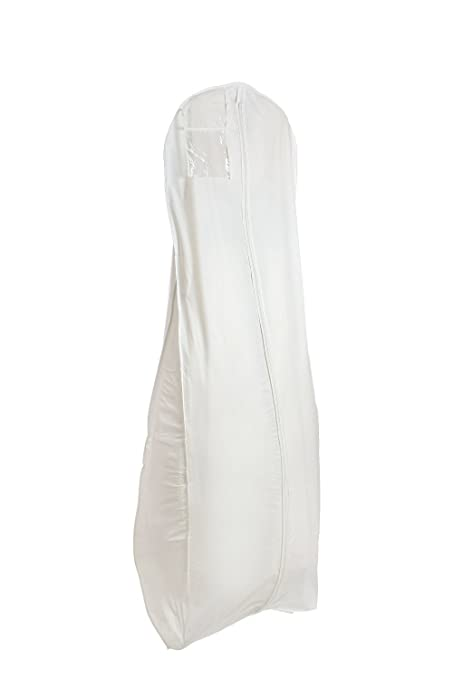 Amazon.com: Bags for Less Brand New X Large White Bridal Wedding ...