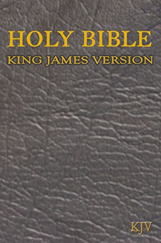 Download PDF by : The Holy Bible, King James Version (KJV