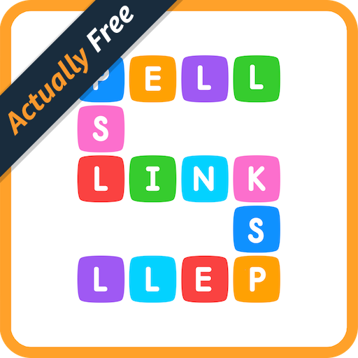 Spell n Link - A Word Brain (Spell Games)