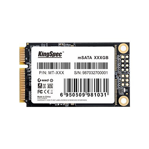 KingSpec 64GB mSATA internal solid state drive for table PC