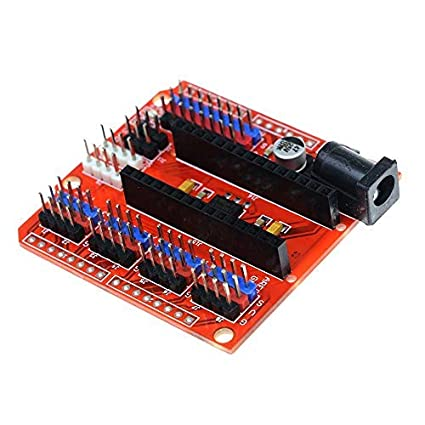 Nano V3.0 Prototype Shield I//O Extension Expansion Board Red// Blue For Arduino