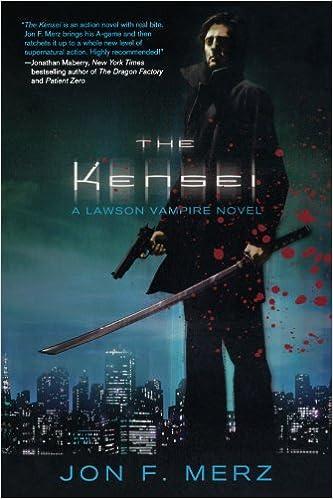 Book The Kensei: A Lawson Vampire Novel