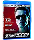 The Arnold Schwarzenegger Collection (Total Recall / Red Heat / Terminator 2: Judgment Day) [Blu-ray] (Bilingual)