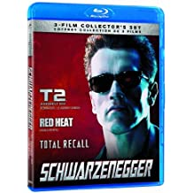 Schwarzenegger 3 Film Collector's Set