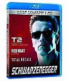 Schwarzenegger 3 Film Collector's Set (T2:Judgment Day/Red Heat/Total Recall)