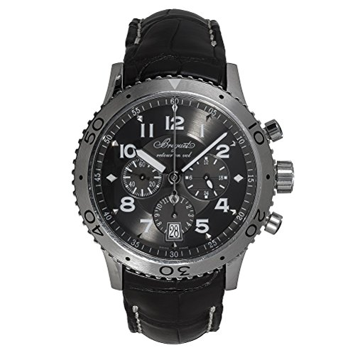 Breguet Type XX / Type XXI swiss-automatic mens Watch 3810ST/92/9ZU (Certified Pre-owned)