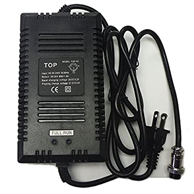 Charger for 250, 300, and 500 Watt Cruzin Cooler