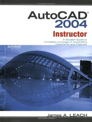 MP AutoCAD 2004 Instructor w/bind in sub card