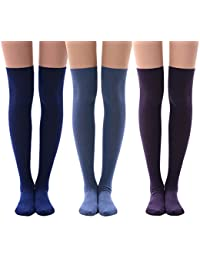 17d1b0b7b30 Women s Over Knee High Socks