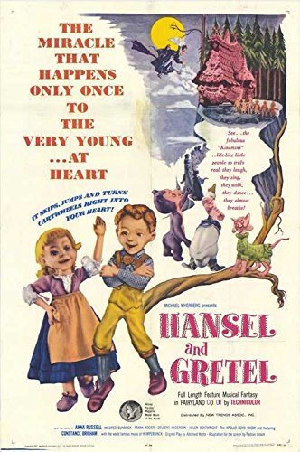 Hansel and Gretel Poster