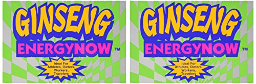 Ginseng Energy Now, 48 Packs X 3 to a Pack