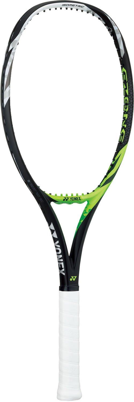 ヨネックス(YONEX) 硬式テニス ラケット Eゾーン フィール (フレームのみ) ライムグリーン(008) 17EZF G1  B0753DVFRJ