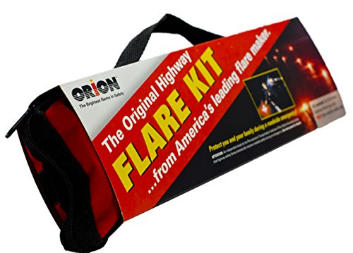 Orion Safety Products (6020) 20-Minute Flare, (Pack of 6)