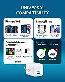 USB C Charger, Anker Nano Charger PIQ 3.0 Durable