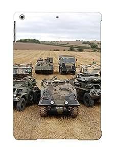 2cd1bbc4972 Case Cover, Fashionable Ipad Air Case - Tanks by kobestar